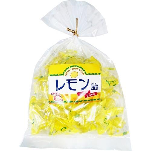 のどあめ 4955574189131 送料込 まとめ買い×8個セット 授与 レモン 毎日続々入荷 日進医療器 おいしいのど飴 210g
