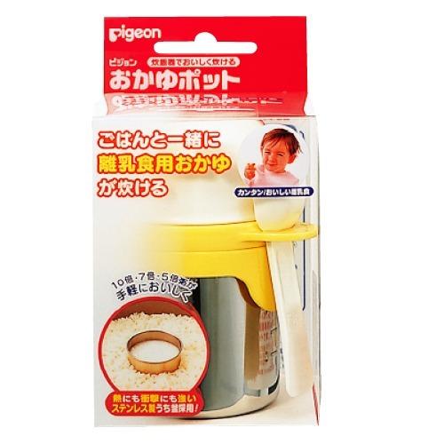 【送料込・まとめ買い×30個セット】ピジョン 炊飯器用 おかゆポット
