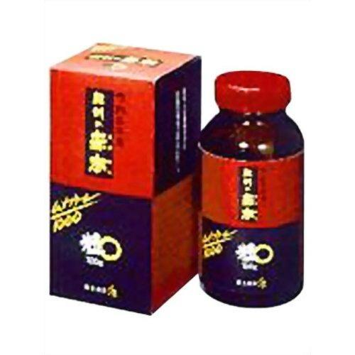 【送料無料・まとめ買い×10個セット】富士食研 梅肉エキス 紀州の赤本 粒 100g