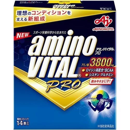 【送料込・まとめ買い×5個セット】味の素 アミノバイタル AMINO VITAL プロ 14本入