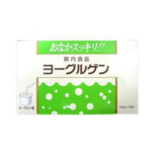 【まとめ買い×5個セット】ケンビ ヨーグルゲン ヨーグルト味 10包入