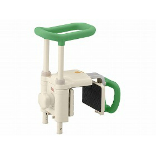 アロン化成 浴槽手すりUST-200Nグリーン