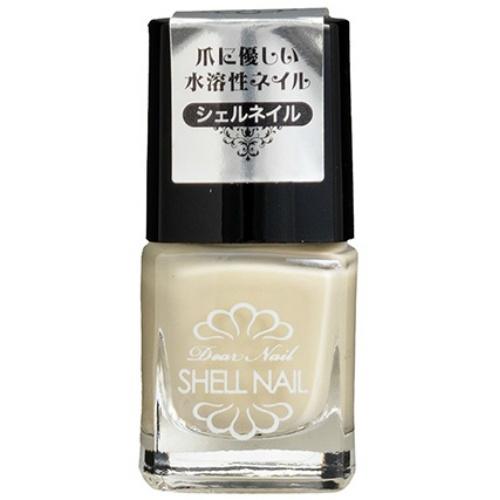 【送料無料・まとめ買い×072】SHELL NAIL シェルネイル SN-2 爪に優しい水溶性ネイル 5ml ×072点セット(4582400839030)