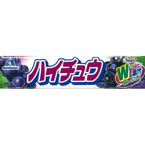 森永製菓 ハイチュウ グレープ 12粒×144個セット