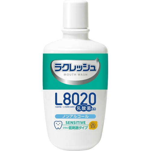 【送料無料・まとめ買い×024】ジェクス L8020乳酸菌 ラクレッシュ 洗口液センシティブタイプ 300ml×024点セット(4973210994970)