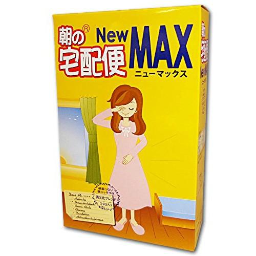 ダイエット健康茶 4987351520363 2020春夏新作 送料込 ☆正規品新品未使用品 まとめ買い×5 昭和製薬 朝の宅配便 MAX 24包入 New