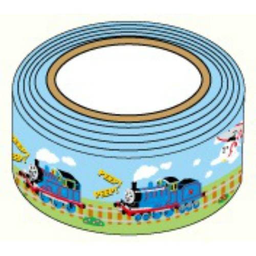 【送料無料・まとめ買い×240】サンタン 虫除けマスキングテープ トーマス×240点セット(4525636245589)