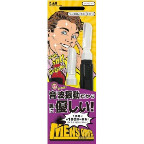 【送料無料・まとめ買い×072】貝印 KQ1811 Men's ompa CA男性用×072点セット(4901601304541)