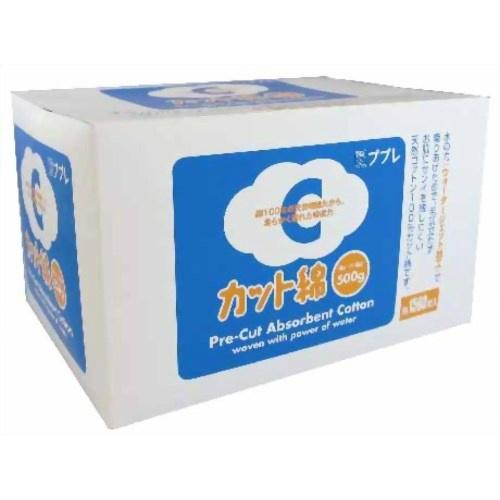 【送料無料・まとめ買い×10】日進医療器 ププレ カット綿 4cm×4cm