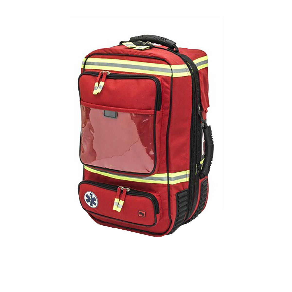 【まとめ買い×5】日進医療器 エリートバッグ EB 呼吸器系用救急バッグ EB02-006