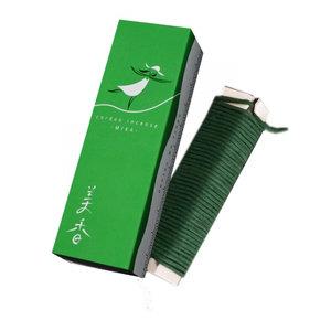 【送料無料・まとめ買い×100】薫寿堂 紐のお香 美香 雅の香り×100点セット(4972853016193)