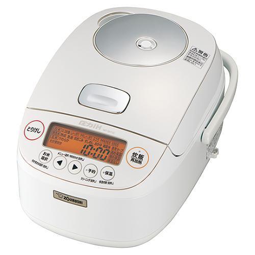 NP-BH10-WA [ホワイト] 極め炊き 象印 炊飯器【送料無料】【新品】