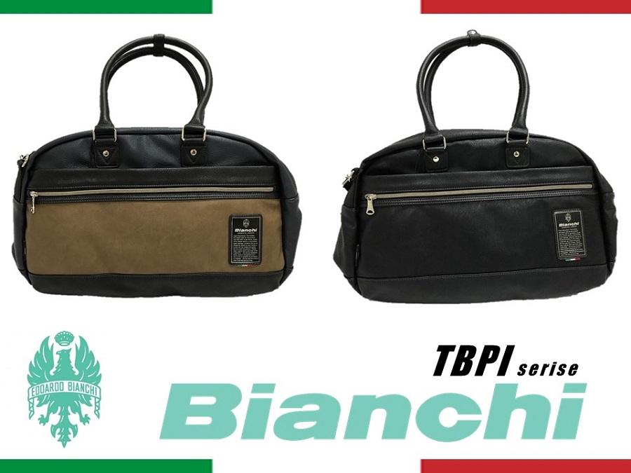 TBPI09 Bianchi ビアンキ 2WAY ボストン ショルダー メンズ レディース【日本正規品】【送料無料】【新品】