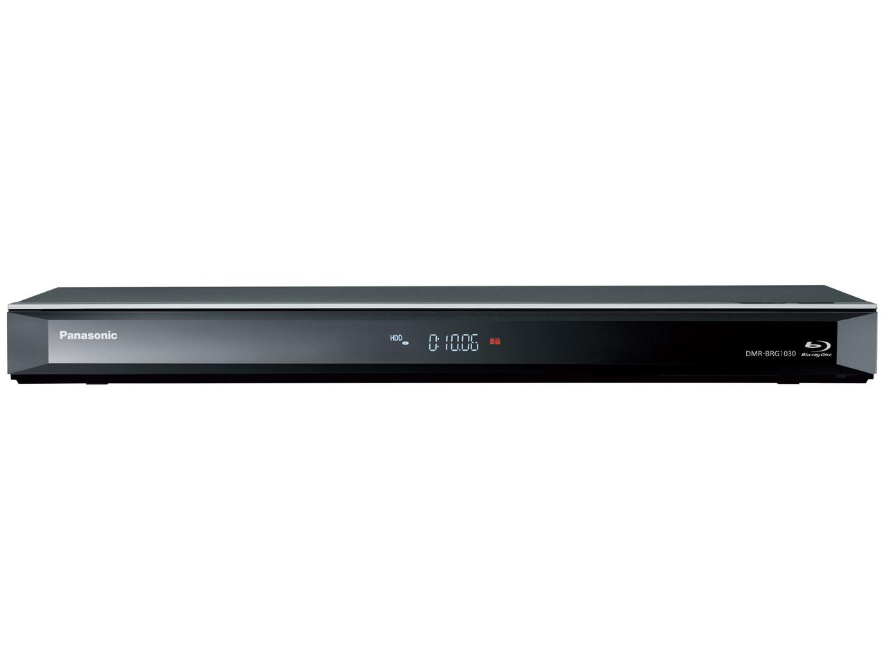DMR-BRG1030 Panasonic パナソニック DIGA 【送料無料】【新品】【レコーダー】【プレーヤー】