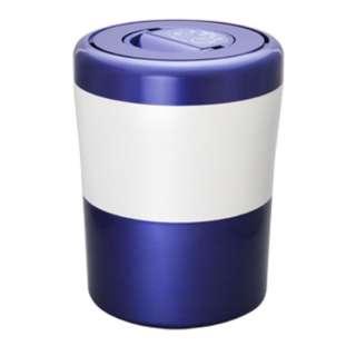 PCL-33-BWB [ブルーストライプ] パリパリキューブライト アルファ 島産業【送料無料】【新品】生ごみ処理機 家庭用 キッチン ゴミ箱 臭わない おしゃれ 温風乾燥 除菌 堆肥 肥料