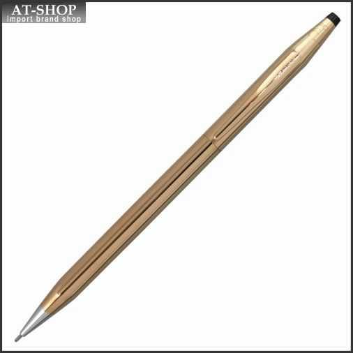 CROSS クロス シャープペン 0.7mm クラシックセンチュリー 14金張 ゴールド 150305  お祝いギフト プレゼント 海外ブランド高級筆記具