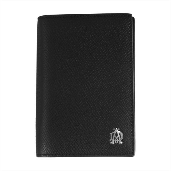 DUNHILL ダンヒル カードケース CADOGAN L2AC47A ブラック