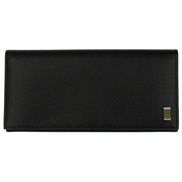 DUNHILL ダンヒル 財布サイフ SIDECAR 二つ折り長財布 L2RF10A ブラック
