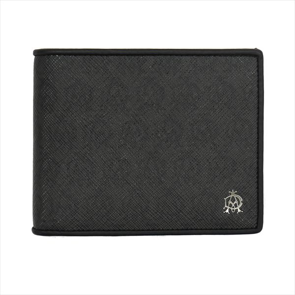 DUNHILL ダンヒル 二つ折り財布 WINDSOR L2W732Z グレー