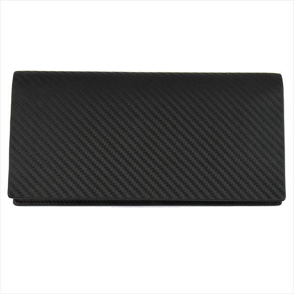 DUNHILL ダンヒル 財布サイフ CHASSIS 二つ折り長財布 L2H210A ブラック