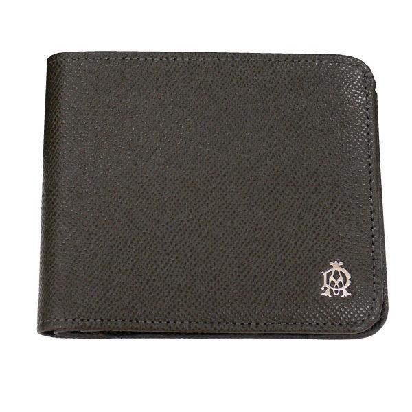 DUNHILL ダンヒル 財布サイフ BOURDON 二つ折り財布(小銭入れ有) L2M132Z ダークグレー