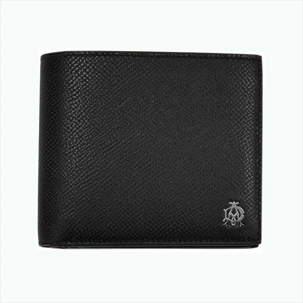DUNHILL ダンヒル 財布サイフ CADOGAN 二つ折り財布 L2AC32A ブラック