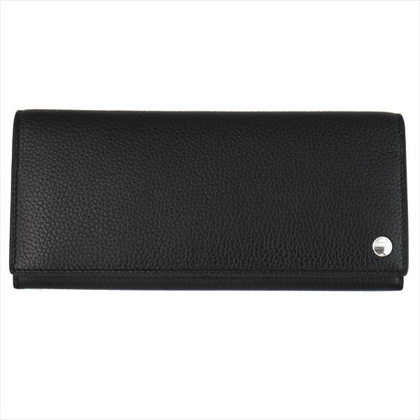 DUNHILL ダンヒル 財布サイフ BOSTON 二つ折り長財布 L2V310A ブラック