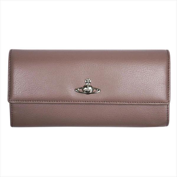 Vivienne Westwood ヴィヴィアン・ウェストウッド 財布サイフ NO,9 SHEFFIELD 二つ折り長財布 321555 GREY 17AW グレー