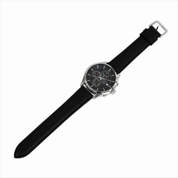 SEIKO セイコー 腕時計 クォーツ クロノグラフ SKS539P2 ブラック×ブラック