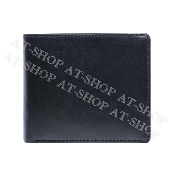 【あす楽】ブリティシュグリーン BRITISH GREEN 財布 ダブルブライドルレザー二つ折り財布 10680001 マルチカラー