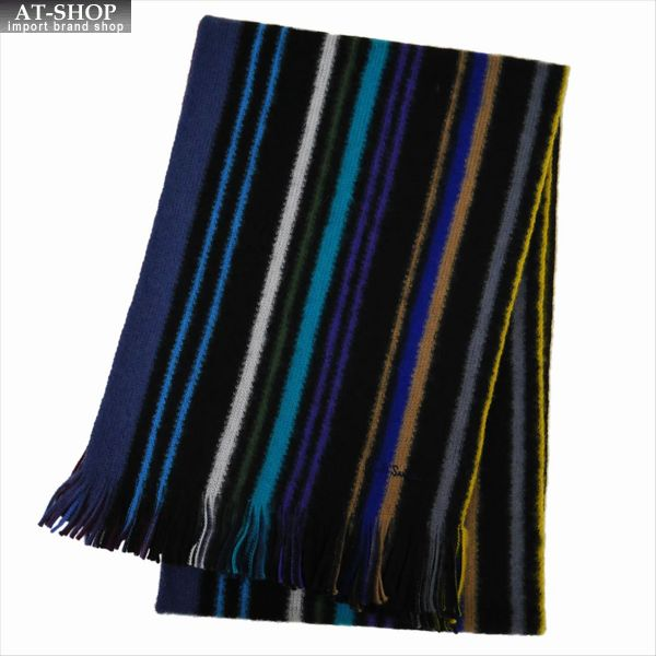 Paul Smith ポール・スミス マフラー MEN SCARF LIONEL REV M1A-810E-AS10-79 2019AW