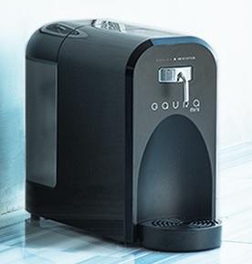 【クーポン獲得】【当店は4980円以上で送料無料】水素水生成器 ガウラミニ ブラック GH-T1(B)