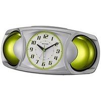 【当店は4980円以上で送料無料】リズム時計 バトルMAX X 4RA482SR19 ホワイト 2個セット