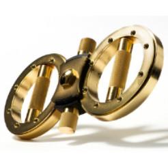 【クーポン獲得】【正規品】バーンマシン ゴールドラグジュアリー 2個セット