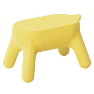 【当店は4980円以上で送料無料】プリル ステップスツール レモンイエロー PurillStep stool 3個セット