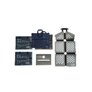 【クーポン獲得】【当店は4980円以上で送料無料】SU-PACK1/6 Clean(スーパック 6分の1クリーン) ブラック 10個セット