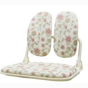 【クーポン獲得】【4980円以上送料無料】ラクラク回転座椅子 花柄 3個セット