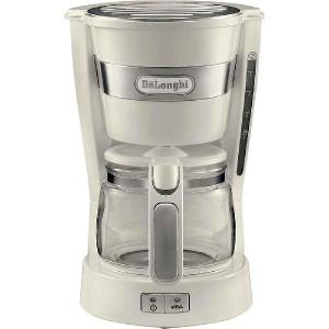 デロンギドリップコーヒーメーカー ホワイト ICM14011J-W 3個セット