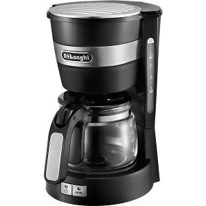 デロンギドリップコーヒーメーカー ブラック ICM14011J 3個セット