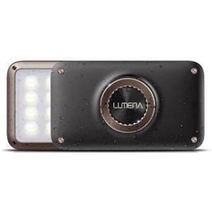 LEDランタンLUMENA2(ルーメナー2)ブラウン