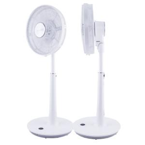 【例外ポイント2倍】【当店は4980円以上で送料無料】フィルター付き DCリビング扇風機 SZDLF-17