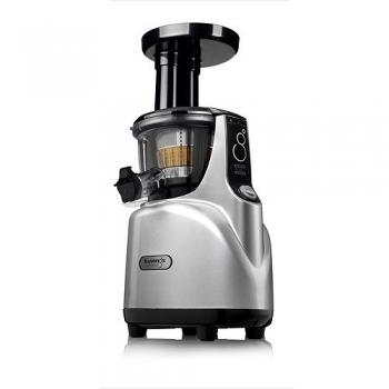 【クーポン獲得】【当店は4980円以上で送料無料】クビンス サイレントジューサー シルバー JSG-120大人気のクビンスに、スムージーとフローズンデザートの調理機能を追加しました!