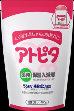 アトピタ 薬用入浴剤詰替え 400g ×20個セット