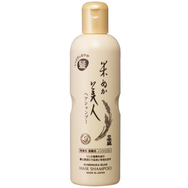 ×36個セット 335ml 日本盛 ヘアシャンプー 米ぬか美人