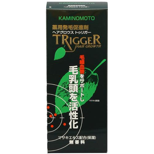 加美乃素本舗 薬用加美乃素 ヘアグロウス トゥリガー 無香料 180ml ×24個セット