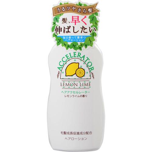 【送料込】 加美乃素本舗 ヘアアクセルレーターLレモンライムの香り 150ml ×36個セット