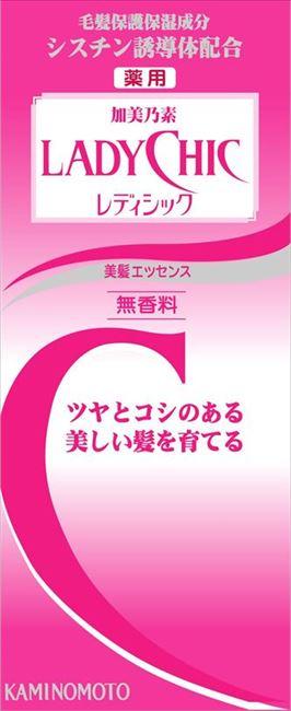 加美乃素本舗 レディシック 美髪エッセンス 無香料 180ml ×36個セット