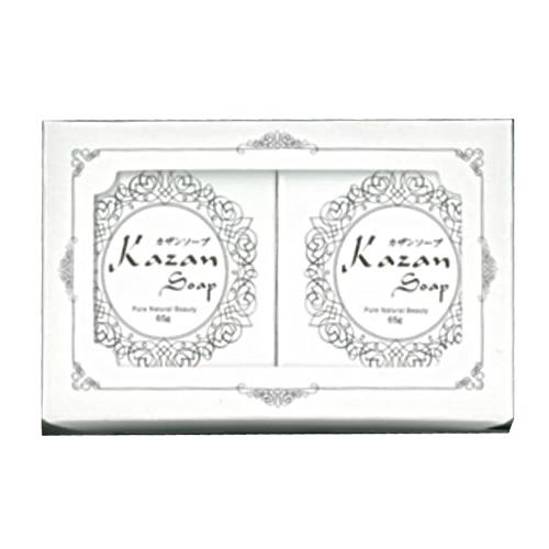 嘉山 Kazansoap カザンソープ 65g ×2個入 ×20個セット