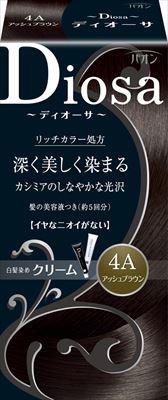 【送料込・まとめ買い×36個セット】 ヘンケルジャパン パオン ディオーサ クリーム 4A 1セット
