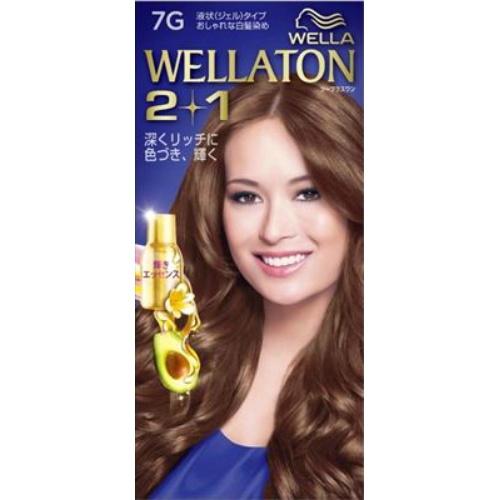 【送料込・まとめ買い×24個セット】 ウエラ Wella ウエラトーン ツープラスワン 2+1 液状タイプ 7G 134ml 1個